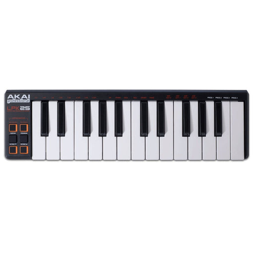 Akai LPK25 Laptop Controller Keyboard - Music Junkie