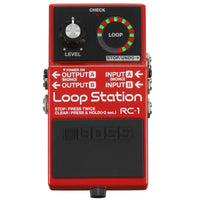 Boss RC-1 Looper Pedal - Music Junkie