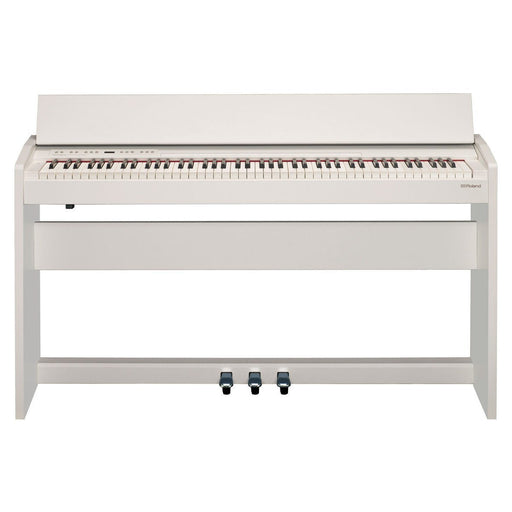 Roland F-140R Digital Piano White - Music Junkie