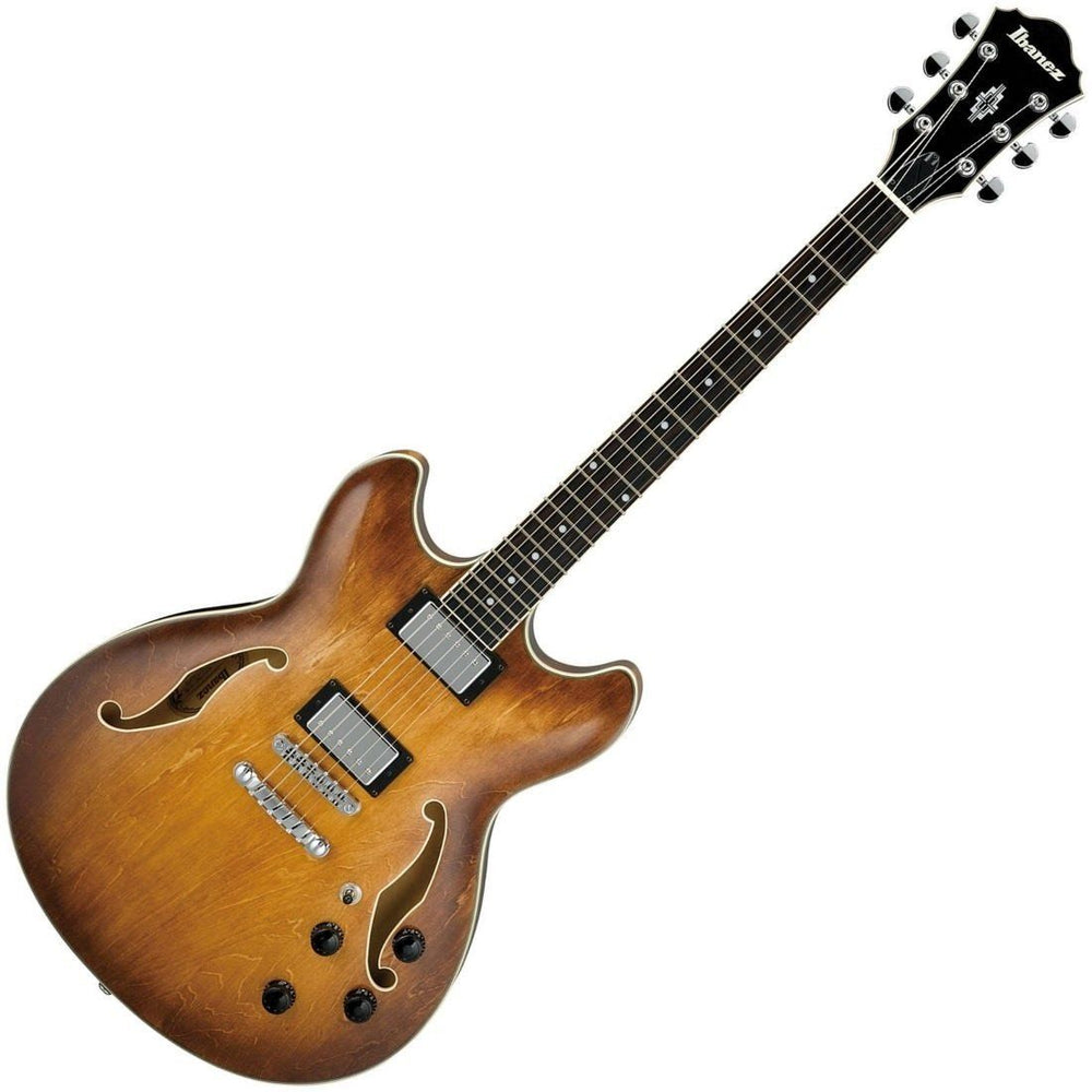 Ibanez AS73-TBC Electric Guitar Tobacco Brown Sunburst - Music Junkie