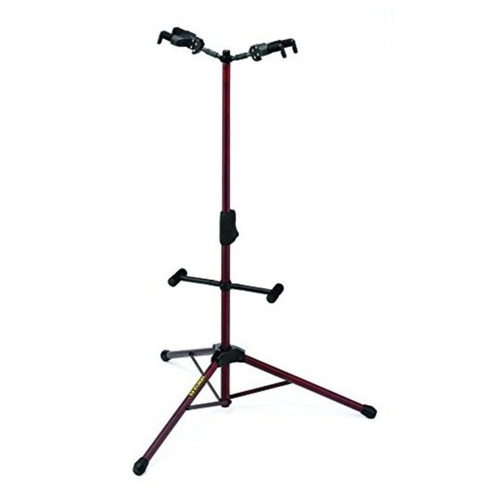 Hercules Locking Double Guitar Stand - Music Junkie