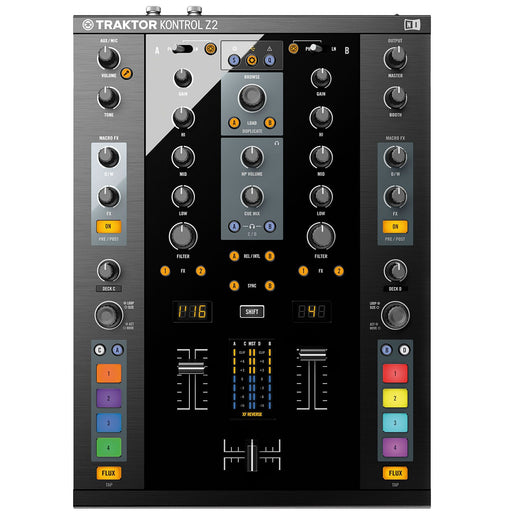 Native Instruments Traktor Kontrol Z2 - Music Junkie