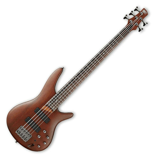 Ibanez SR505-BM 5-String Bass Guitar Brown Mahogany - Music Junkie