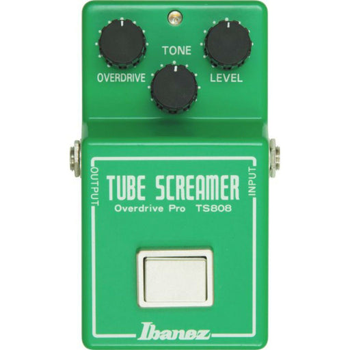 Ibanez TS808 Tube Screamer Reissue Overdrive Pedal - Music Junkie