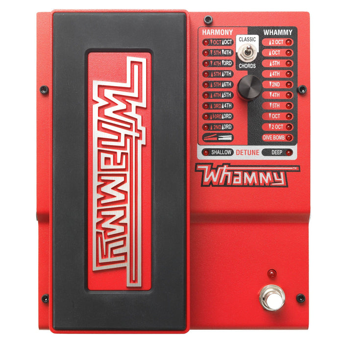 Digitech Whammy 5 Pitch Shifter Pedal - Music Junkie