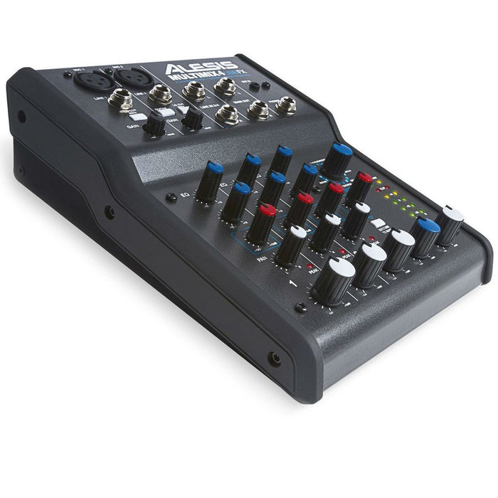 Alesis Multimix 4 USB FX Mixing Desk - Music Junkie