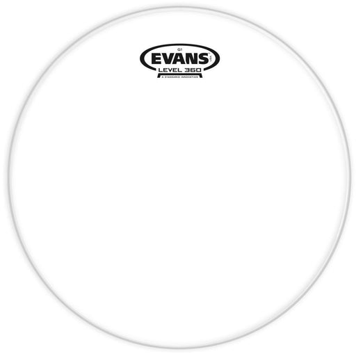 Evans G1 Clear Drum Head 12 Inch - Music Junkie