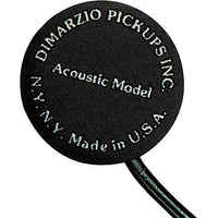 Dimarzio DP130-BK Stick-On Acoustic Pickup - Music Junkie