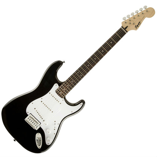 Squier Bullet Stratocaster Black with Trem - Music Junkie