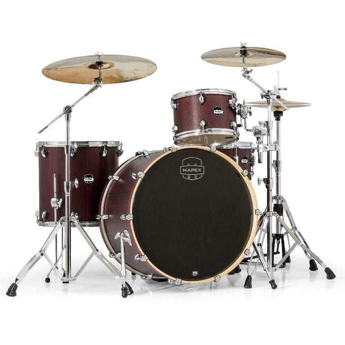 Mapex Mars MA446S Big Beat Shell Pack Bloodwood - Music Junkie