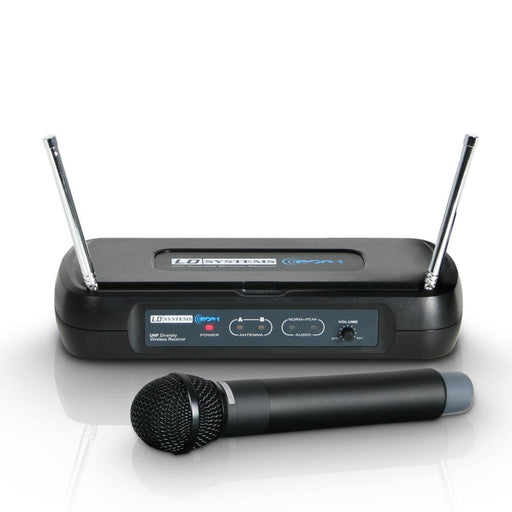 LD Systems ECO 2 HHD1 Handheld Wireless Microphone System - Music Junkie