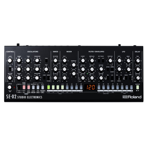 Roland SE-02 Analog Synthesizer - Music Junkie