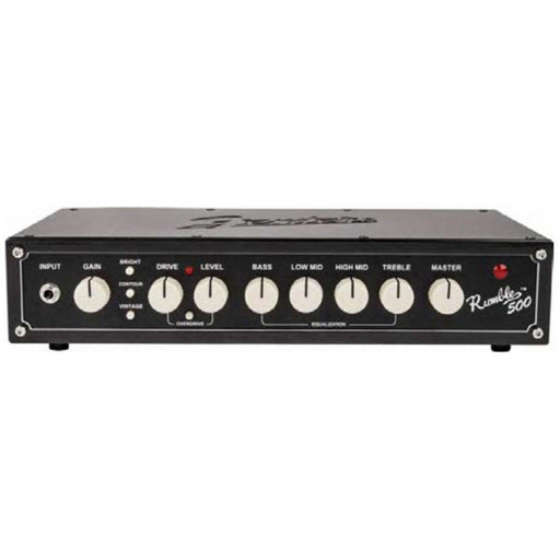 Fender Rumble 500HD Bass Amplifier Head - Music Junkie