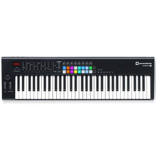 Novation Launchkey 61 MK2 USB Controller Keyboard - Music Junkie