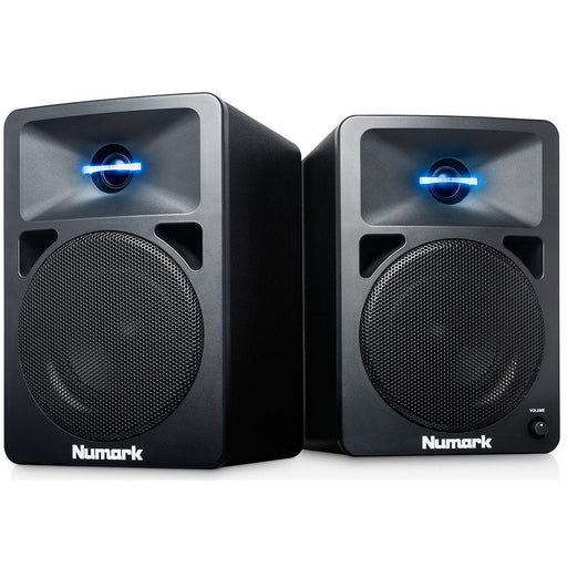 Numark N-Wave 580L Powered Desktop Monitors - Music Junkie