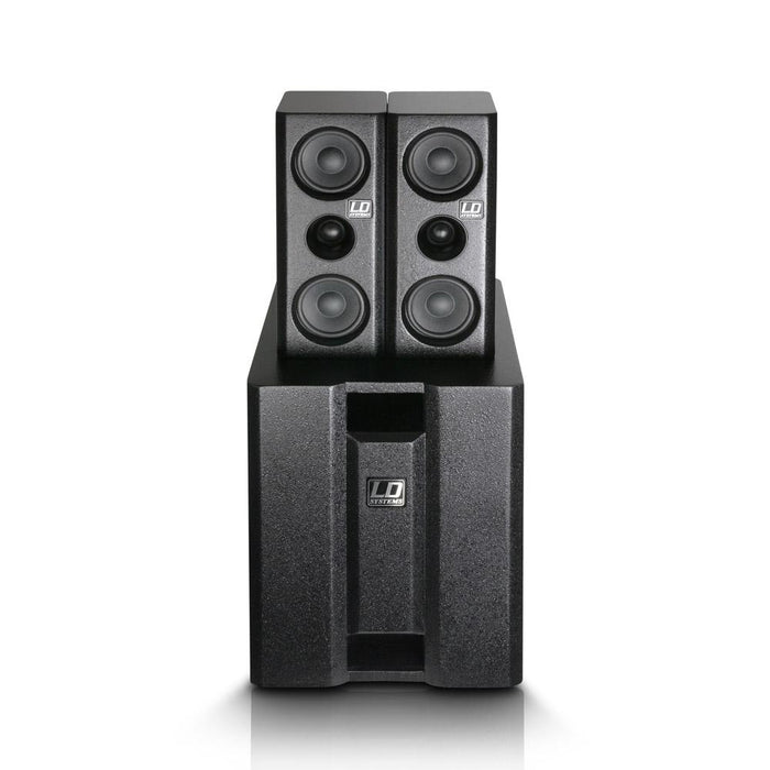 LD Systems DAVE 8 XS Compact Active PA System - Music Junkie