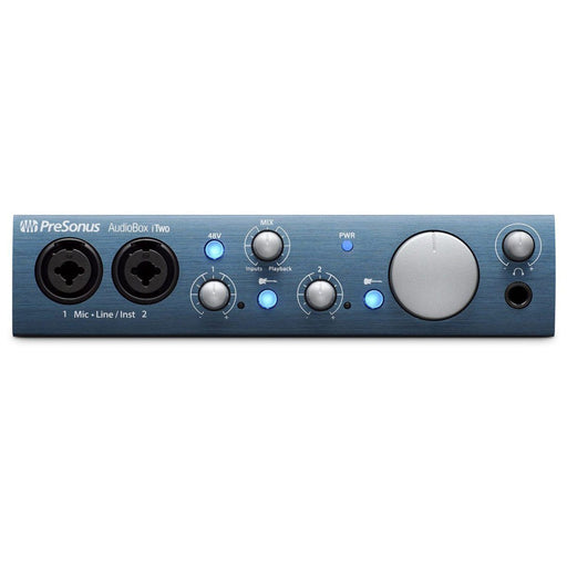 Presonus Audiobox iTwo Audio Interface - Music Junkie