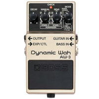 Boss AW-3 Dynamic Wah Pedal - Music Junkie
