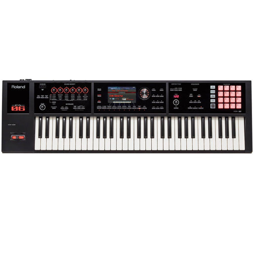 Roland FA-06 61 Note Keyboard Workstation - Music Junkie
