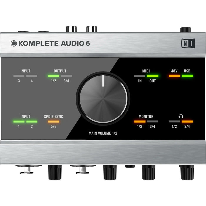 Native Instruments Komplete Audio 6 - Music Junkie