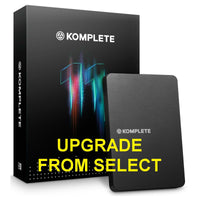 Native Instruments Komplete 11 Upgrade (K Select) - Music Junkie