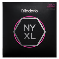 D'addario NYXL45100 45-100 Bass Strings - Music Junkie