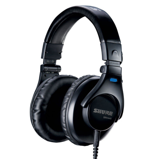Shure SRH440 Headphones - Music Junkie