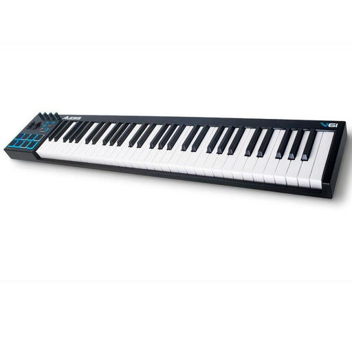 Alesis V61 USB MIDI Keyboard Controller with 61 Keys - Music Junkie