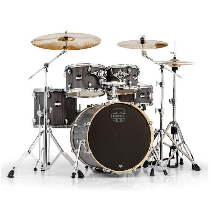 Mapex Mars MA504S Fusion Shell Pack Smokewood - Music Junkie