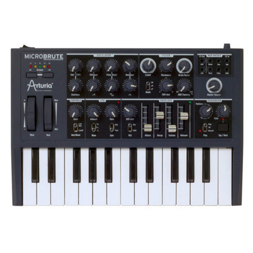 Arturia MicroBrute Analogue Synthesizer - Music Junkie