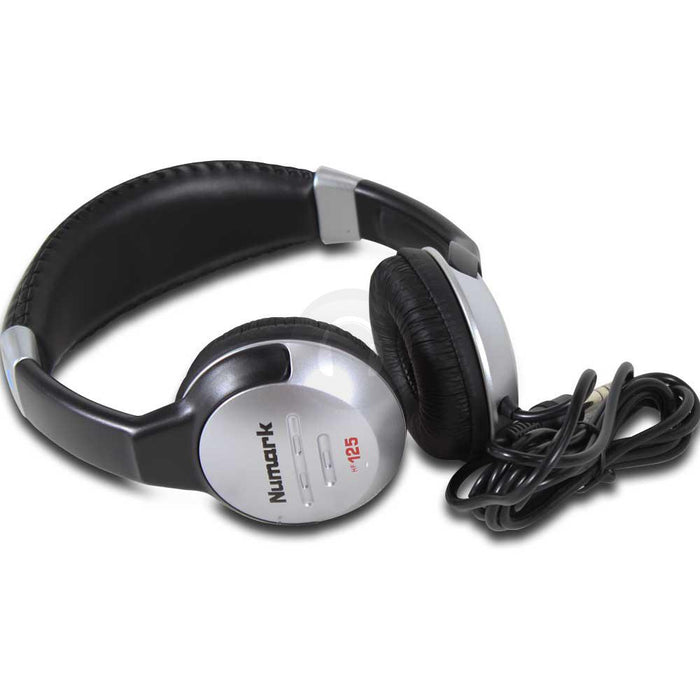 Numark HF125 Headphones - Music Junkie