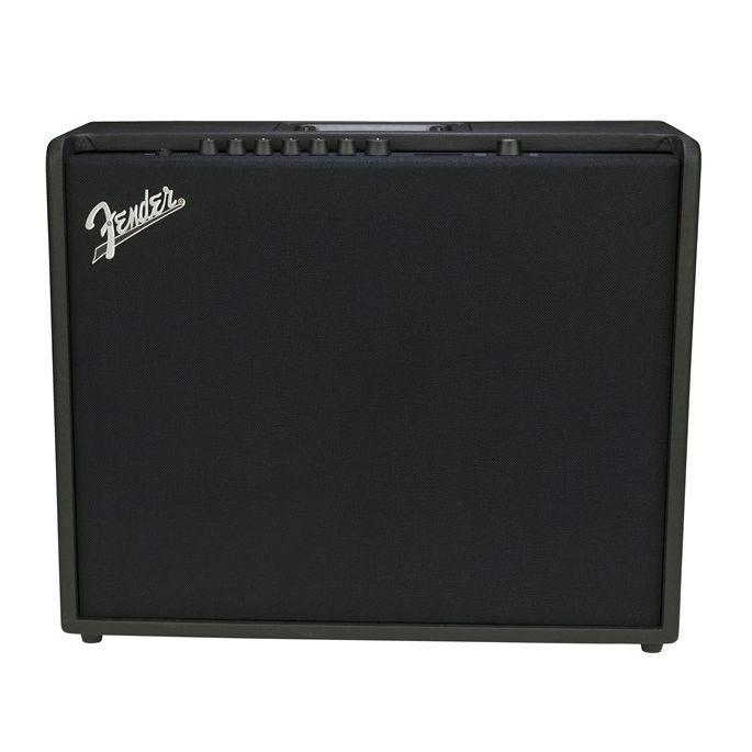 Front view of Fender Mustang GT200 Guitar Amp