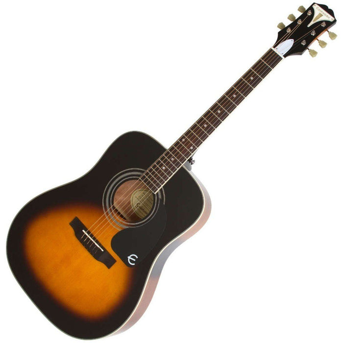 Epiphone Pro 1 Plus Acoustic Guitar Vintage Sunburst - Music Junkie