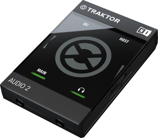 Native Instruments Traktor Audio 2 MKII - Music Junkie