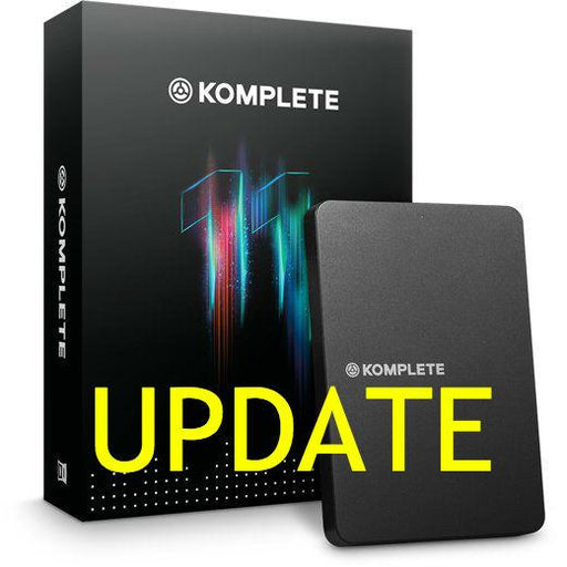 Native Instruments Komplete 11 Update (K2-K10) - Music Junkie