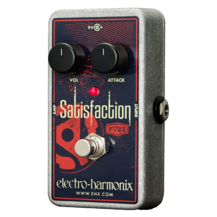 Electro Harmonix Satisfaction Fuzz Pedal - Music Junkie