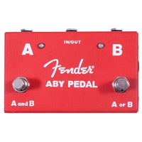 Fender A/B/Y Pedal 2 Switch - Music Junkie