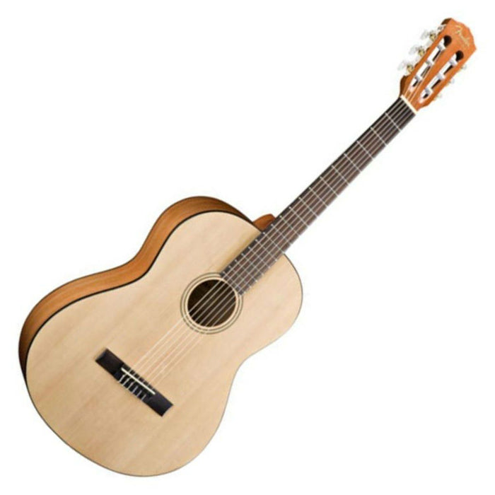 Fender ESC80 3/4 Classical Guitar Natural - Music Junkie