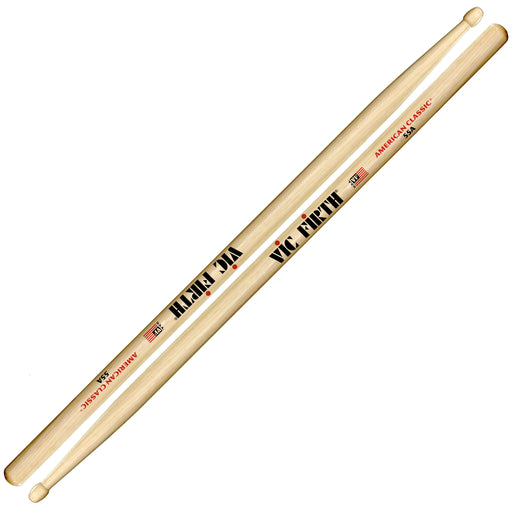 Vic Firth American Classic 55A Wood Tip Drumsticks - Music Junkie