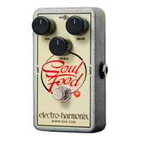 Electro Harmonix Soul Food Overdrive Pedal - Music Junkie
