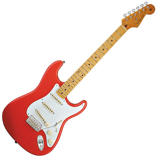 Fender Classic Series 50's Stratocaster Fiesta Red - Music Junkie