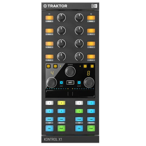 Native Instruments Traktor KONTROL X1 MK2 - Music Junkie