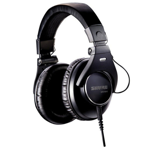 Shure SRH840 Headphones - Music Junkie