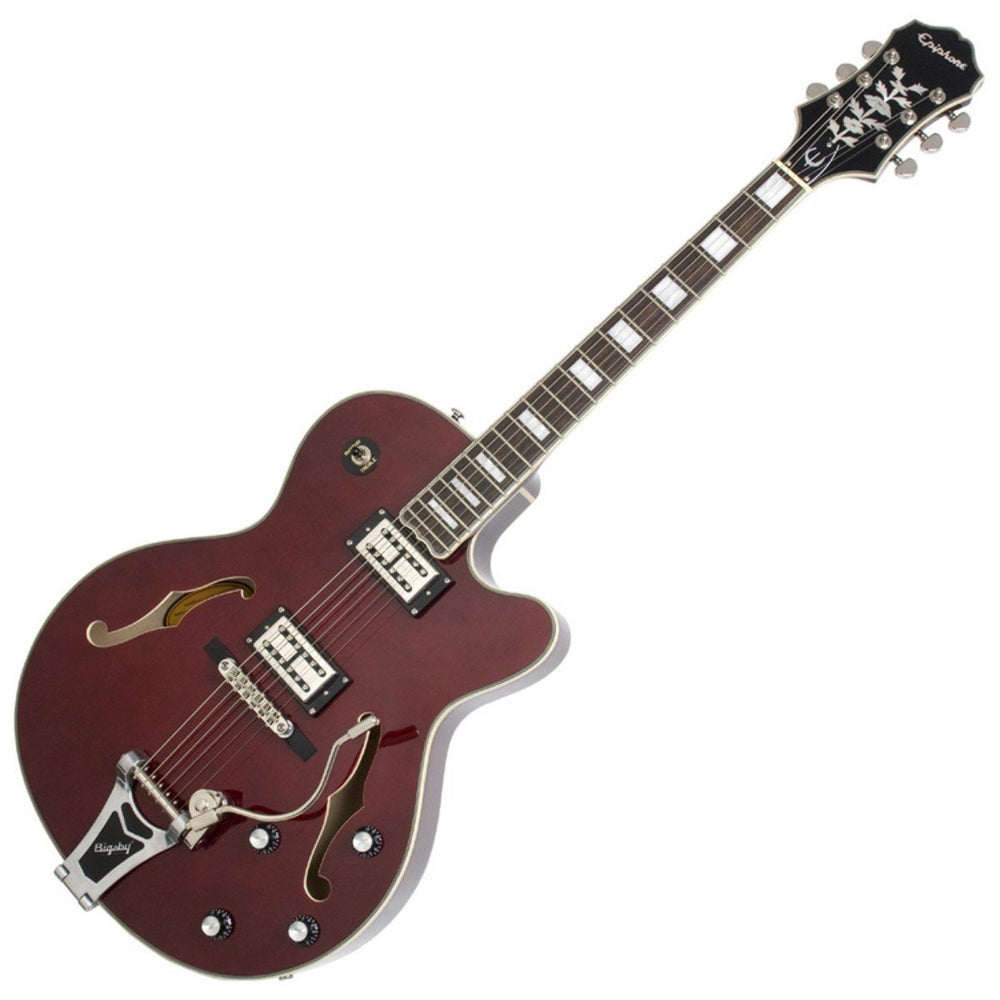 Epiphone Swingster Wine Red - Music Junkie