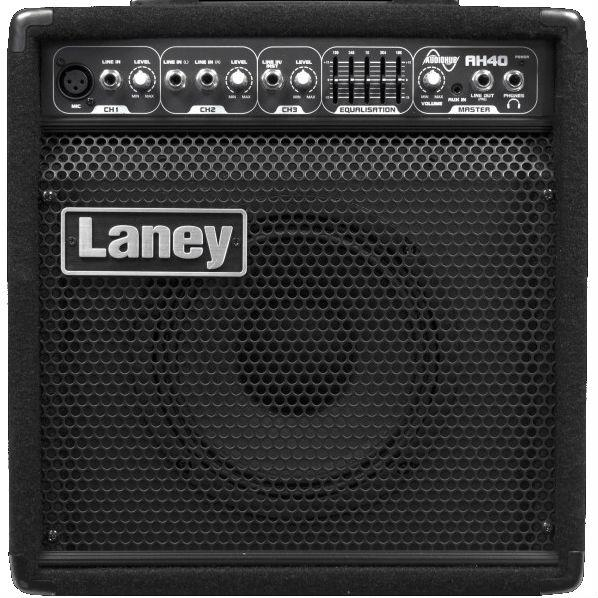 Laney Audiohub AH40 Combo Amplifier - Music Junkie