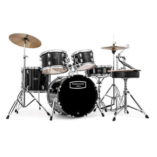 Mapex Tornado 1816 Compact Drum Kit Black - Music Junkie