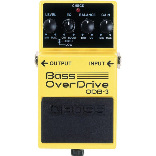 Boss ODB-3 Bass Overdrive Pedal - Music Junkie
