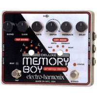 Electro Harmonix Memory Boy Deluxe Delay Pedal - Music Junkie