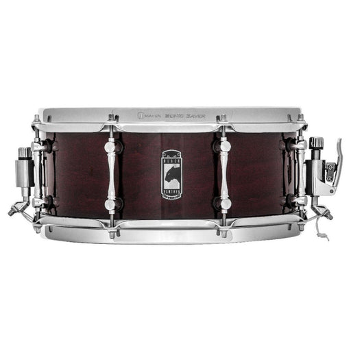 Mapex Black Panther Cherry Bomb 13 x 5.5 Snare Drum Cherry Shell - Music Junkie