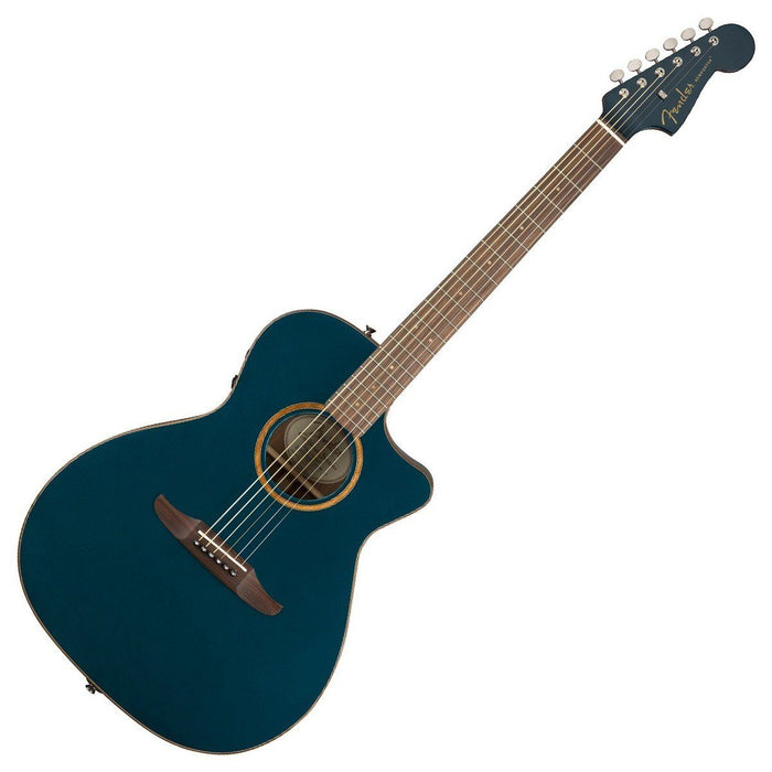 Image of Fender Newporter Classic Acoustic Cosmic Turquoise